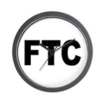 FTC Federal Trade Commission Wall Clock