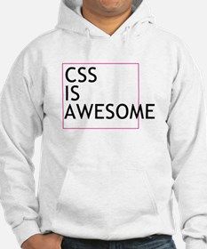 CSS is Awesome Hoodie
