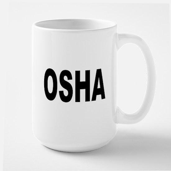 OSHA Large Mug