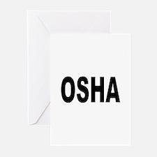 OSHA Greeting Cards (Pk of 10)