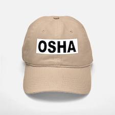 OSHA Baseball Baseball Cap