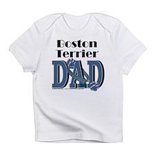 Boston Terrier DAD Infant T-Shirt