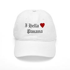 Hella Love Panama Baseball Cap