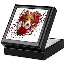 Valentines - Key to My Heart Keepsake Box