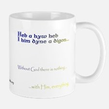 Meredith Crest Mug