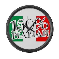 150% Italian Large Wall Clock