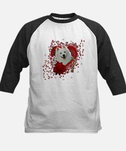Valentines - Key to My Heart Tee