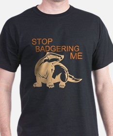 Cute Badger T-Shirt