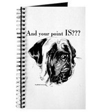 Mastiff 135 Journal