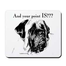 Mastiff 135 Mousepad