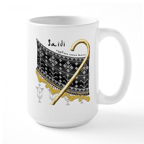 Saidi Large Mug