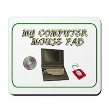 My Computer Designer Mousepad