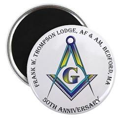 Frank W. Thompson Lodge Magnet