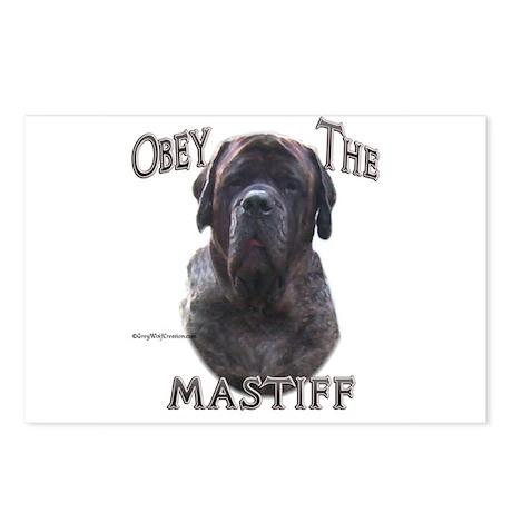 Mastiff 152 Postcards (Package of 8)