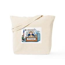 Female Principal Tote Bag
