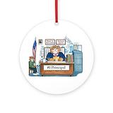 School principal gifts Ornaments