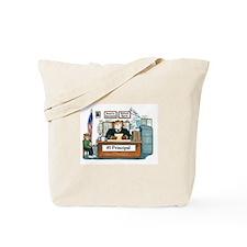 Male Principal Tote Bag