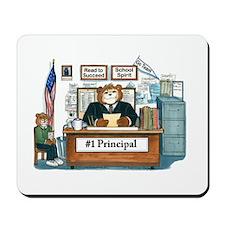Male Principal Mousepad