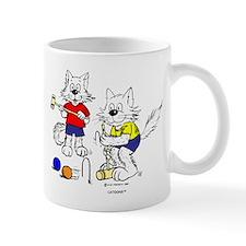 Croquet Cats Mugs Mug
