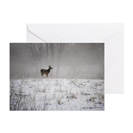 Deer 2842-003 Greeting Cards (Pk of 10)