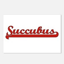 Succubus  Postcards (Package of 8)