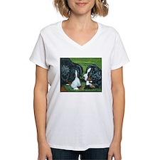 Bernese Mountain Dog Mom and Shirt