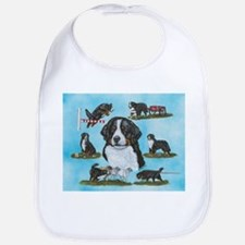 Bernese Mountain Versatile Do Bib