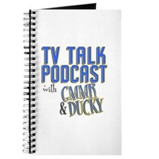 The TV Talk Podcast Journal