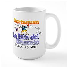 Borinquen Mug