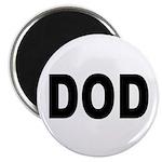 DOD Department of Defense Magnet