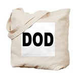 DOD Department of Defense Tote Bag