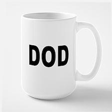 DOD Department of Defense Mug
