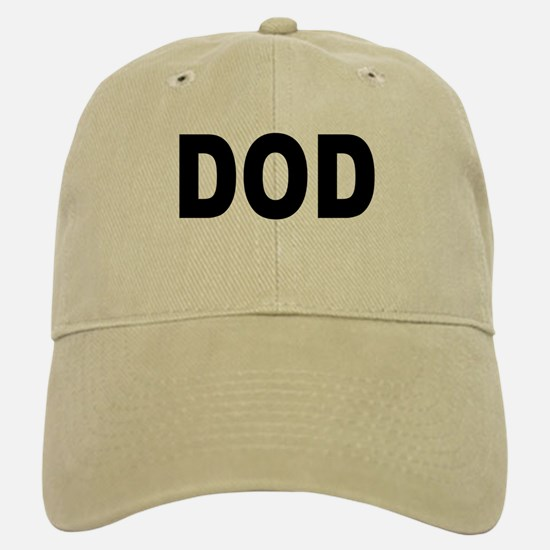 DOD Department of Defense Baseball Baseball Cap
