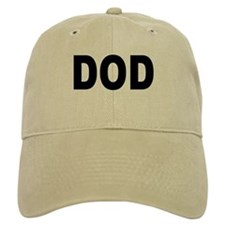 DOD Department of Defense Baseball Cap