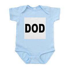 DOD Department of Defense Infant Creeper