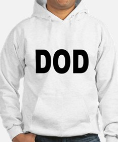 DOD Department of Defense (Front) Hoodie