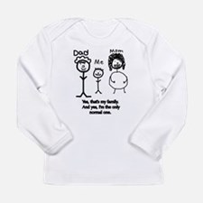 Cute Only child Long Sleeve Infant T-Shirt