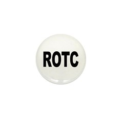 ROTC Reserve Officers Training Corps Mini Button (