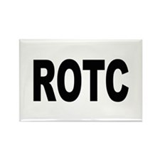 ROTC Reserve Officers Training Corps Rectangle Mag