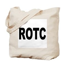 ROTC Reserve Officers Training Corps Tote Bag