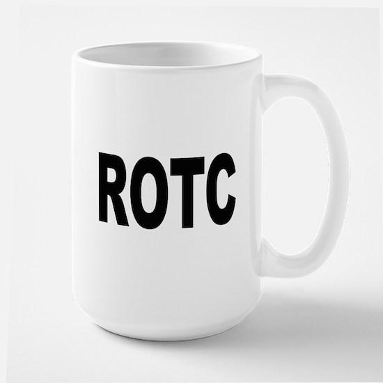 ROTC Reserve Officers Training Corps Large Mug