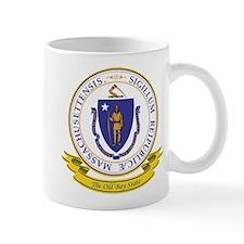 Massachusetts Seal Mug
