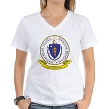 Massachusetts Seal Shirt