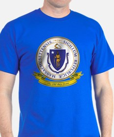 Massachusetts Seal T-Shirt