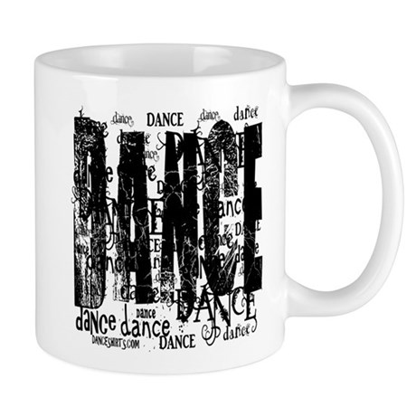 Funky Dance by DanceShirts.com Mug