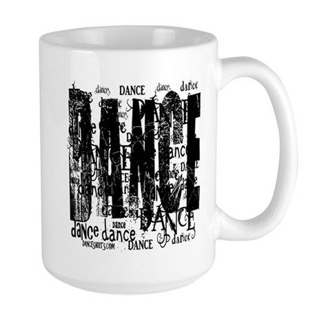 Funky Dance by DanceShirts.com Large Mug