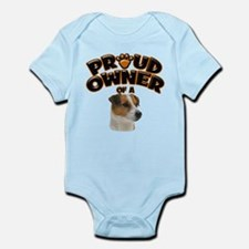 Proud Owner of a Jack Russell Infant Bodysuit