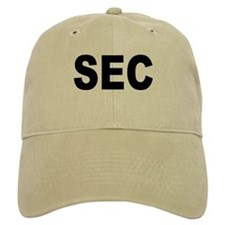 SEC Securities and Exchange Commission Baseball Baseball Cap