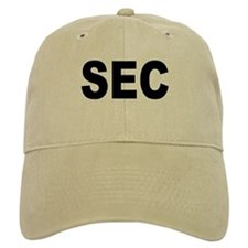 SEC Securities and Exchange Commission Baseball Cap