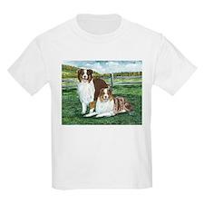 Austrailian Shepherd Reds T-Shirt
